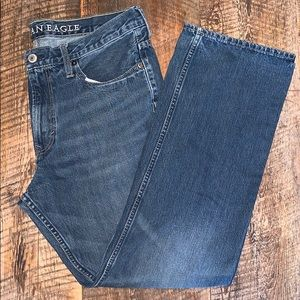 American Eagle 🦅 Relaxed Fit Jeans 36 x 32